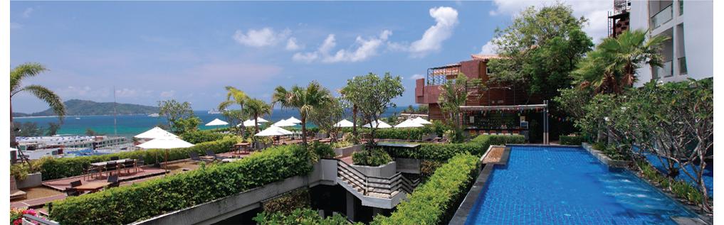 Sea sun beach resort